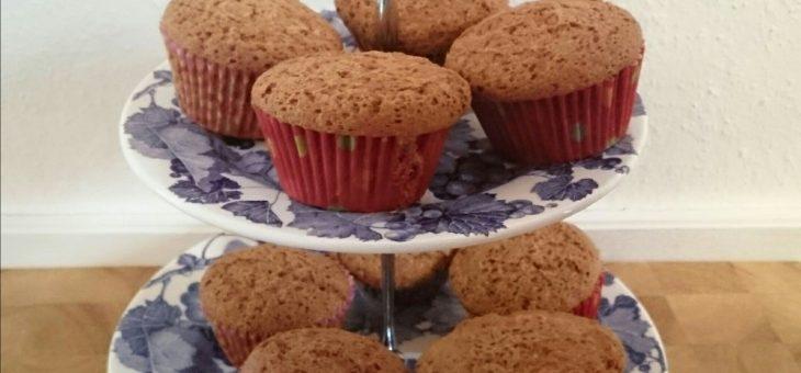 Marcipan muffins